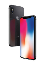 APPLE iPhone X Gris Sideral
