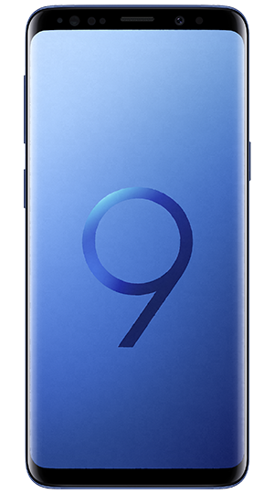Samsung Galaxy S9 DS Blue