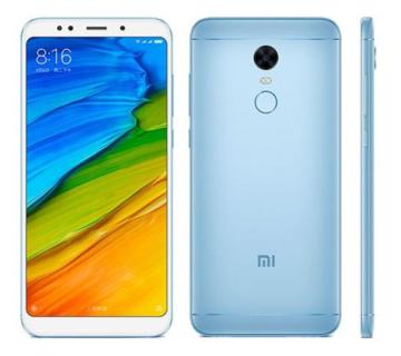 Xiaomi Redmi 5 Plus Blue