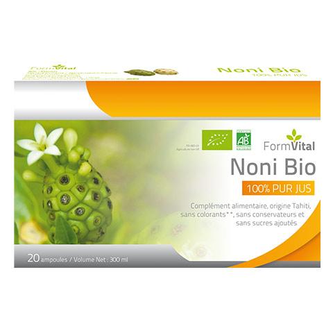 Jus de noni Bio, un produit akéo