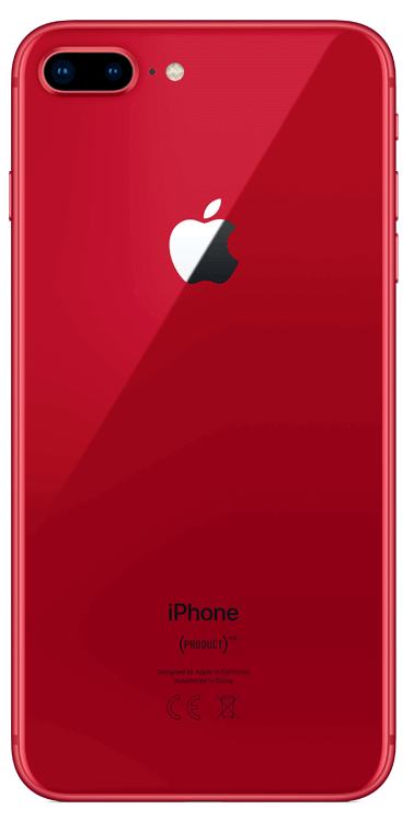 APPLE iPhone 8 Plus Rouge