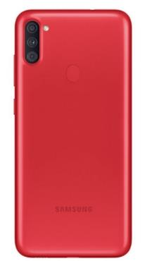 Galaxy A11 DS 32 Go Rouge