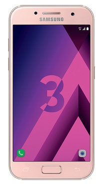 Galaxy A3 2017 16 Go Rose
