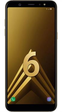 Galaxy A6 Plus DS 32 Go Or