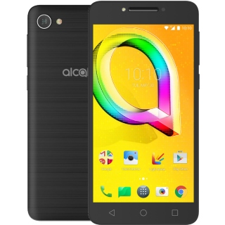 Alcatel A5 LED 16 Go Metallic Black