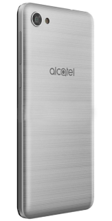 Alcatel A5 LED Metallic Argent