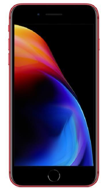 Apple iPhone 8 Plus 64 Go Rouge