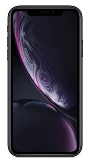 iPhone XR 128 Go Noir