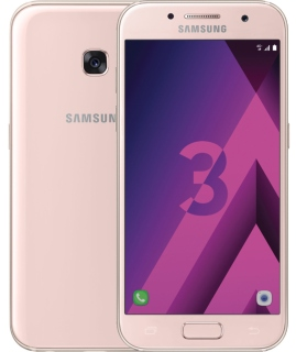 Samsung Galaxy A3 2017 16 Go Rose