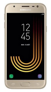 Galaxy J3 2017 16 Go Or