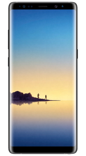 Samsung Galaxy Note 8 Bleu