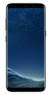 Galaxy S8 64 Go Noir Carbone