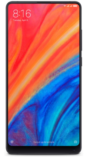 Xiaomi Mi Mix 2S DS 64 Go Noir