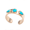 Bague Color Turquoise - 52 - BF2187