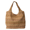 Sac Wave - Beige/rouge - JU8028