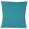 Coussin stonewashed BEELY 45x45 - Azur - LF2102