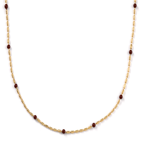 Collier Bella - Rouge - BF2486