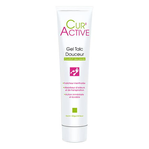 Gel Talc Douceur CUR'ACTIVE - CR1004