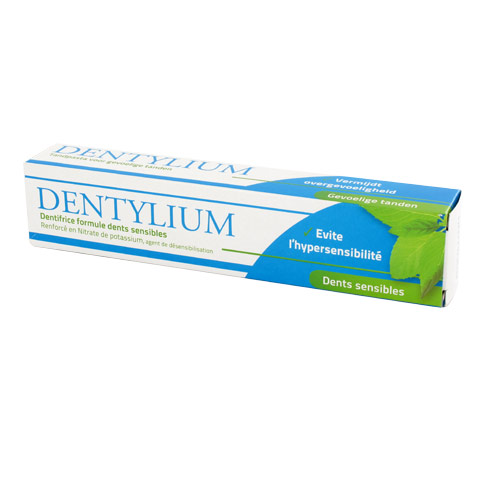 Dentifrice dents sensibles Dentylium - DN5681