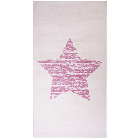 Tapis STAR - Dragée - LF1025