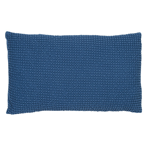 Coussin stonewashed BEELY 30x50 - Alizé - LF2101