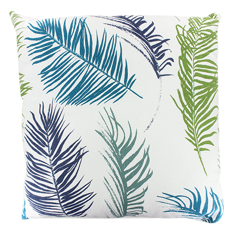 Coussin NATURA - Paon - LF2196