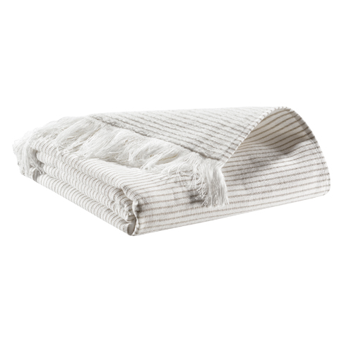 Drap de douche BERLINGOT - Latte - LF4027